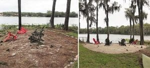 lake beach cleaning service in odessa fl