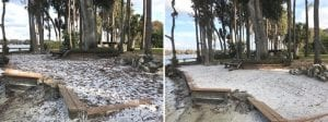 Odessa Beachfront Cleaning Before and After