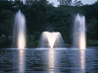 pond fountains aeration systems 4