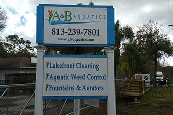 lake cleaning land o lakes fl
