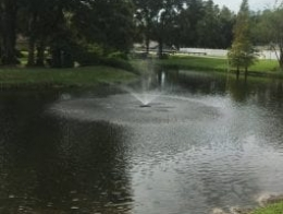 neighborhood lake pond fountains installations in hillsborough county