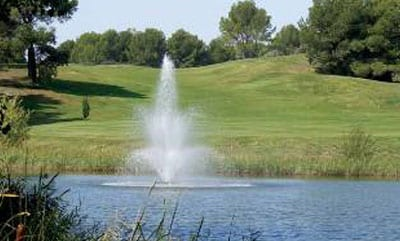 lake and pond maintenance services